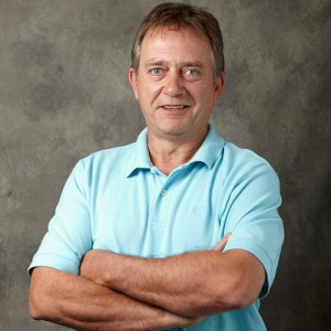Chuck Huston, VP of Engineering