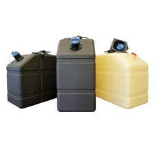 Proprietary DEF tanks by Elkhart Plastics