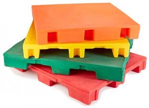 Elkhart Plastics, Inc. engineers and manufactures plastic pallets