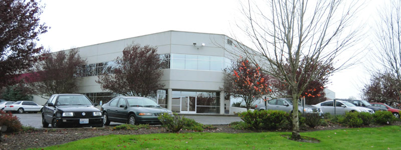 Elkhart Plastics, Ridgefield, WA location
