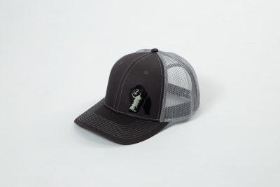 hat charcoal