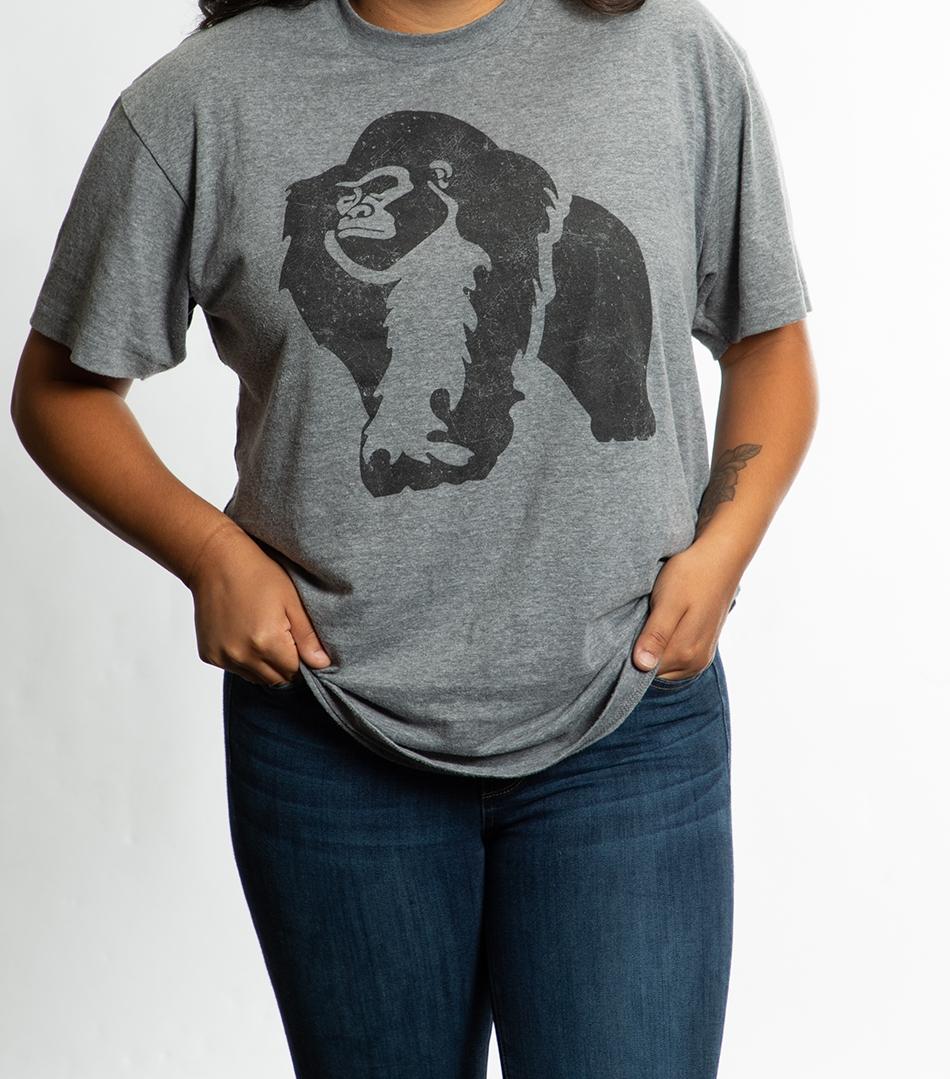 gorilla gray