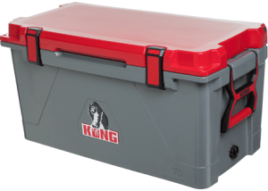 Kong Coolers 70Qt - Rugged Red