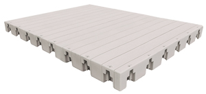 1000-Series Low Profile Floating Dock
