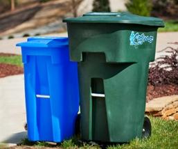 Residential Carts | Elkhart Plastics, Inc.
