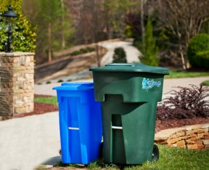 EPI residential refuse carts