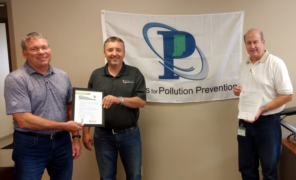 EPI Elkhart Joins Indiana Partners for Pollution Prevention
