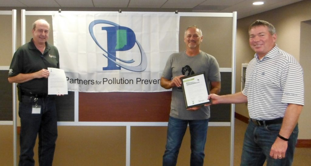 EPI South Bend Joins Indiana Partners for Pollution Prevention